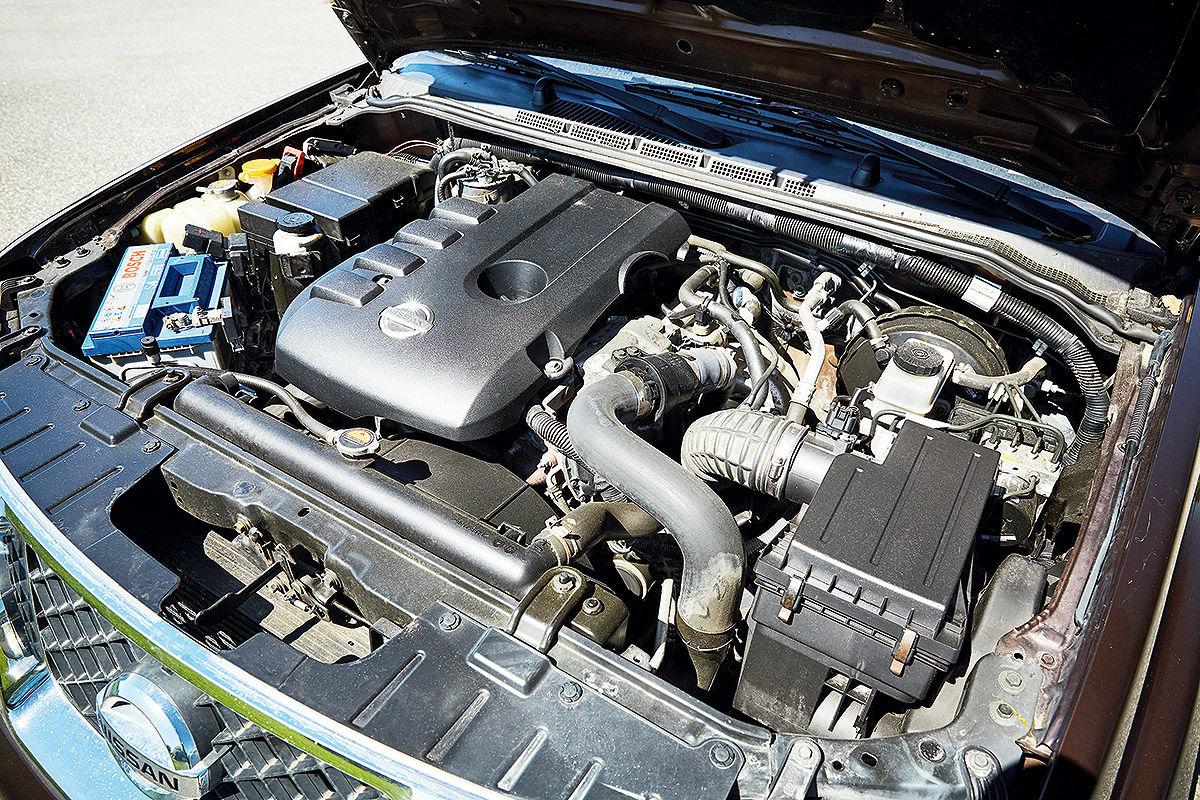 Gebrauchtwagen-Test Nissan Navara D40