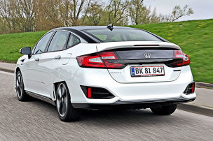 Honda Clarity: Test