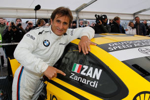 Zanardi gibt DTM-Debüt