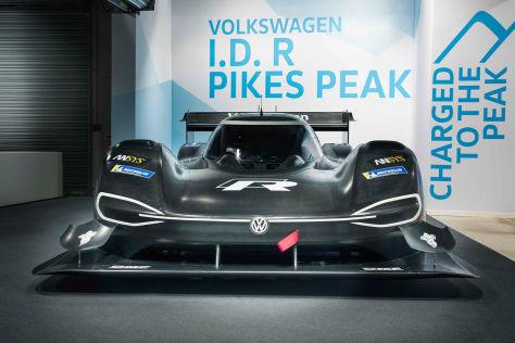 Der Pikes Peak Renner von VW