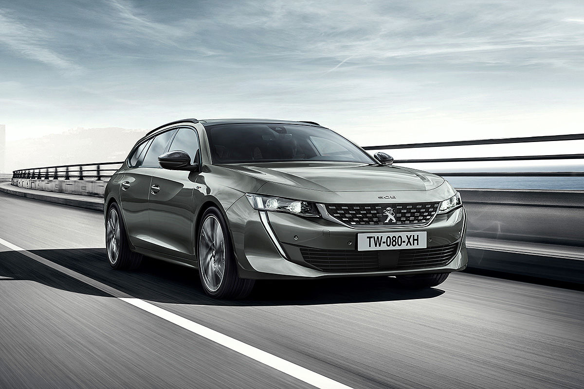 Peugeot 508 SW (2018): Alle Infos