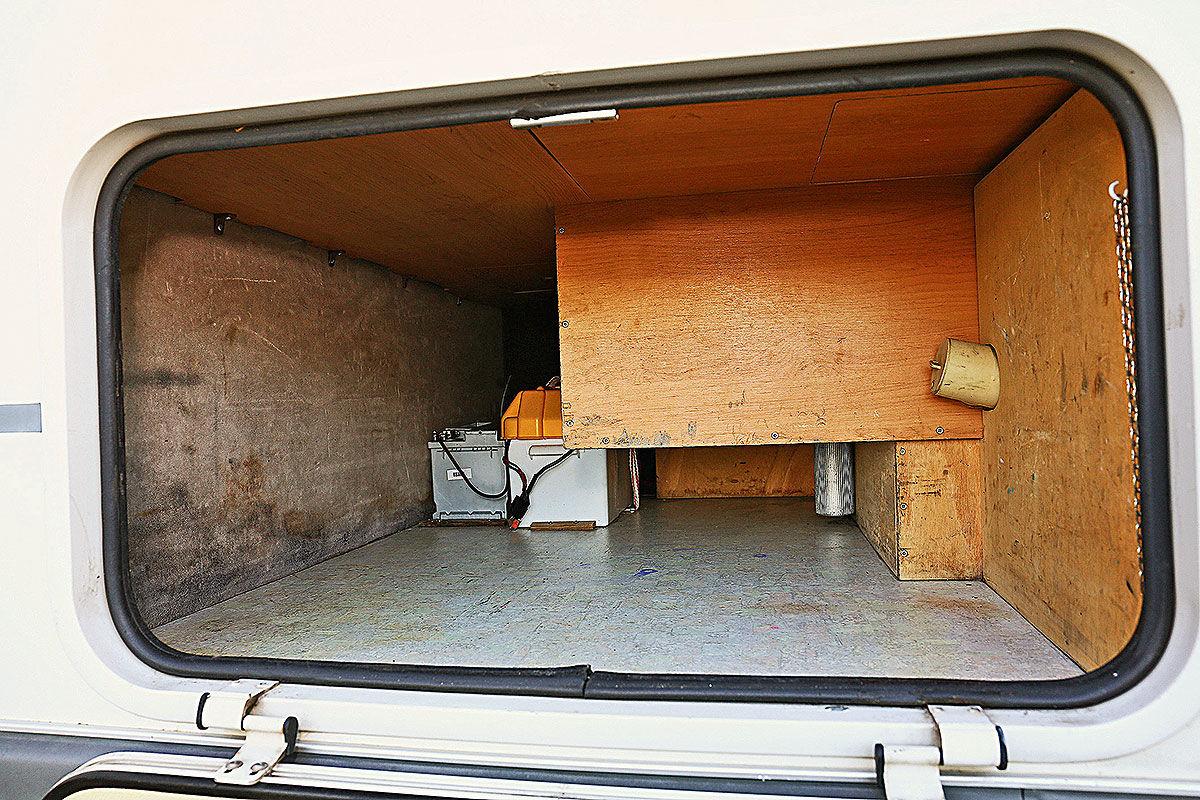 Wohnmobil-Test Karmann Colorado H