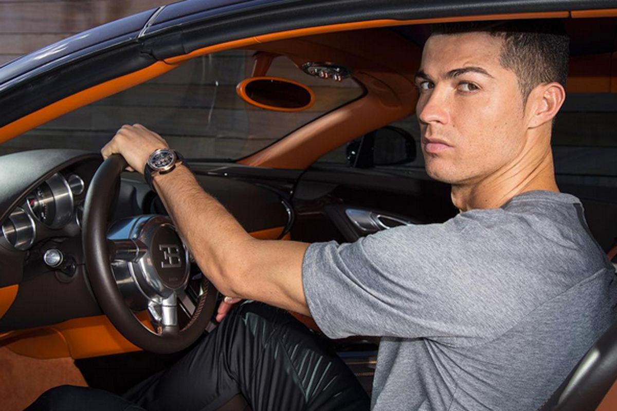 Fußball-Stars: Die Autos der Fußballer