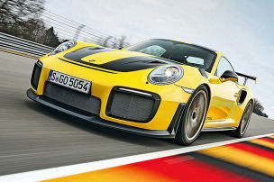 GT2 RS im Supertest