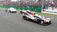 Le Mans: Toyota besiegt Fluch