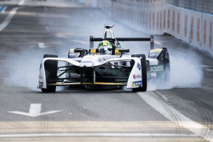 Formel E: Di Grassi siegt