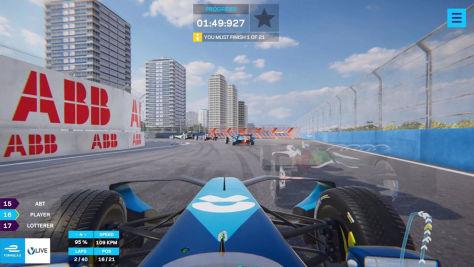 Formel E: eSports Meilenstein