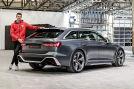Audi RS 6 Avant !! SPERRFRIST  21. August 2019  00.01 Uhr !!