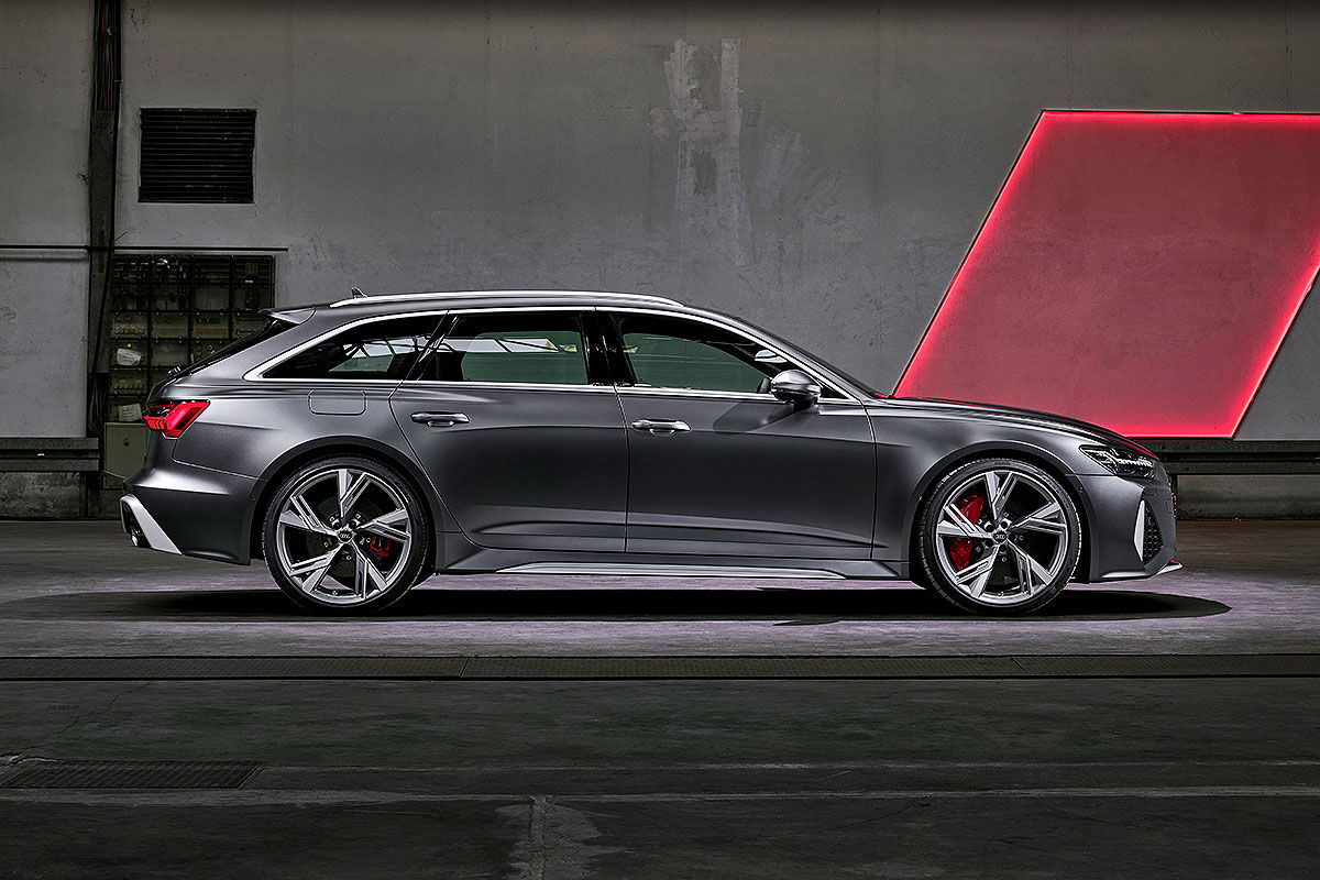 Bildergalerie Audi RS 6 Avant (2019)