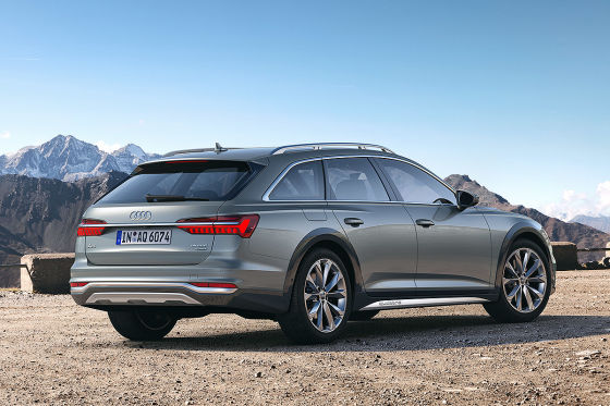 Audi bockt den A6 Avant auf