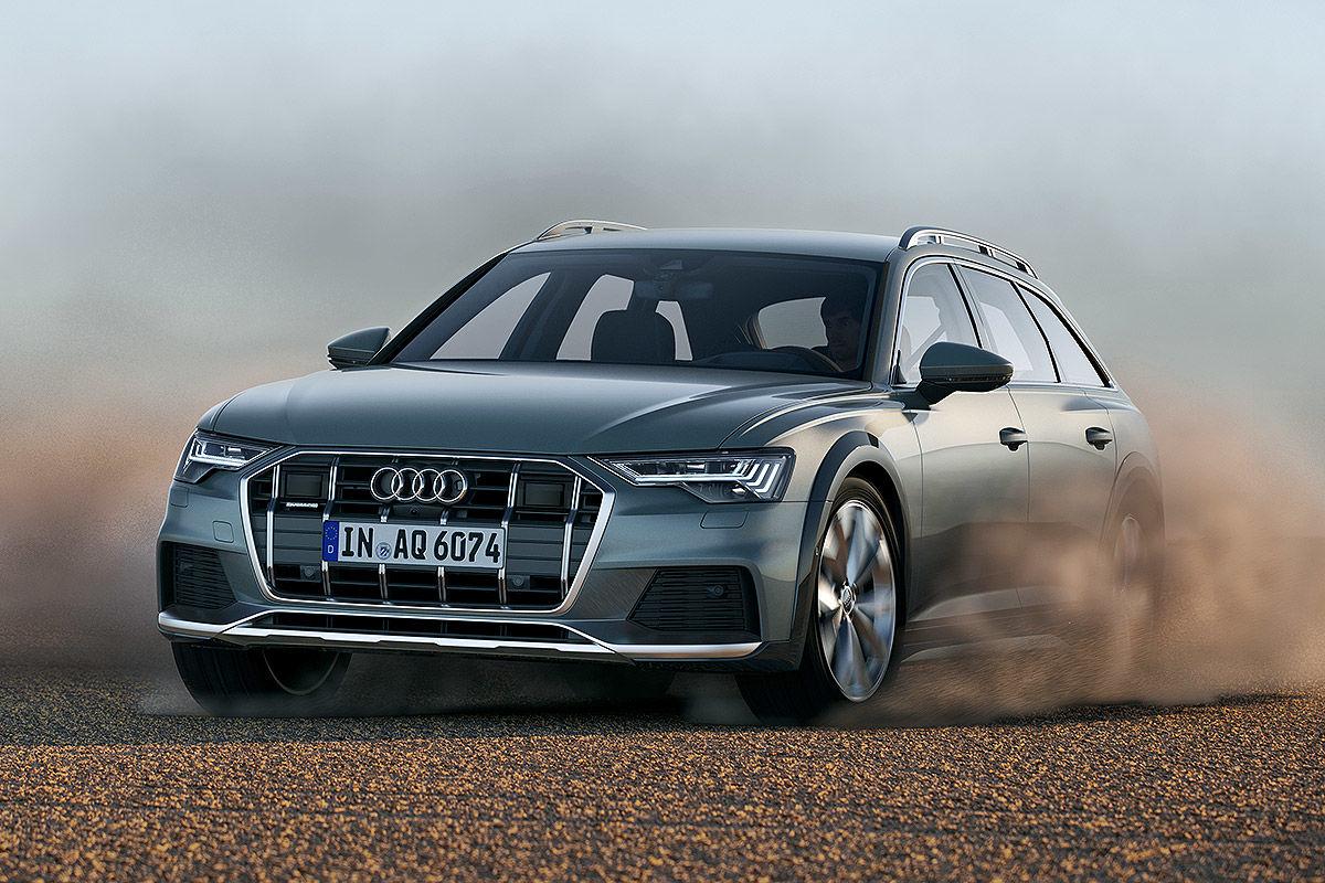 Audi A6 allroad quattro (2019)
