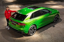 Audi RS Q8 (2019): Motor, Preis, Bilder, Infos