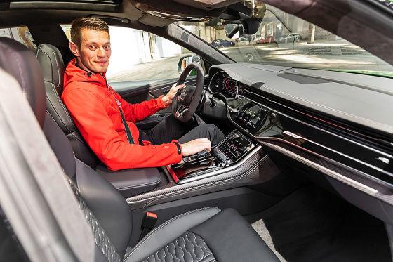 Audi RS Q8: Breiter ging es nicht!