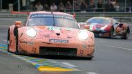 Le Mans: Porsche gewinnt GTE-Klasse