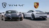 Beteiligung bei Rimac: Porsche erwirbt Anteile