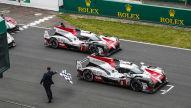 Le Mans: Rundenzeitenanalyse