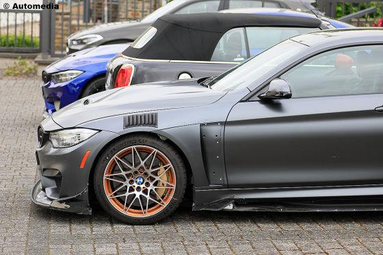 Kommt der BMW M4 CSL?