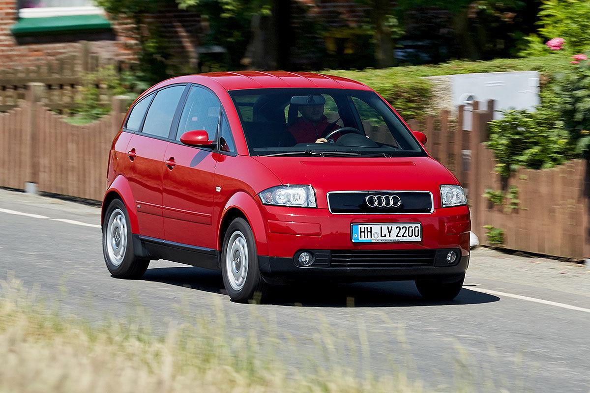 Gebrauchtwagen-Test Audi A2