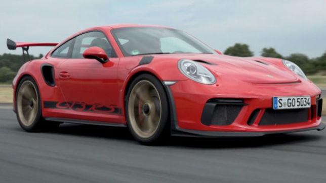 Porsche auf Rekordjagd