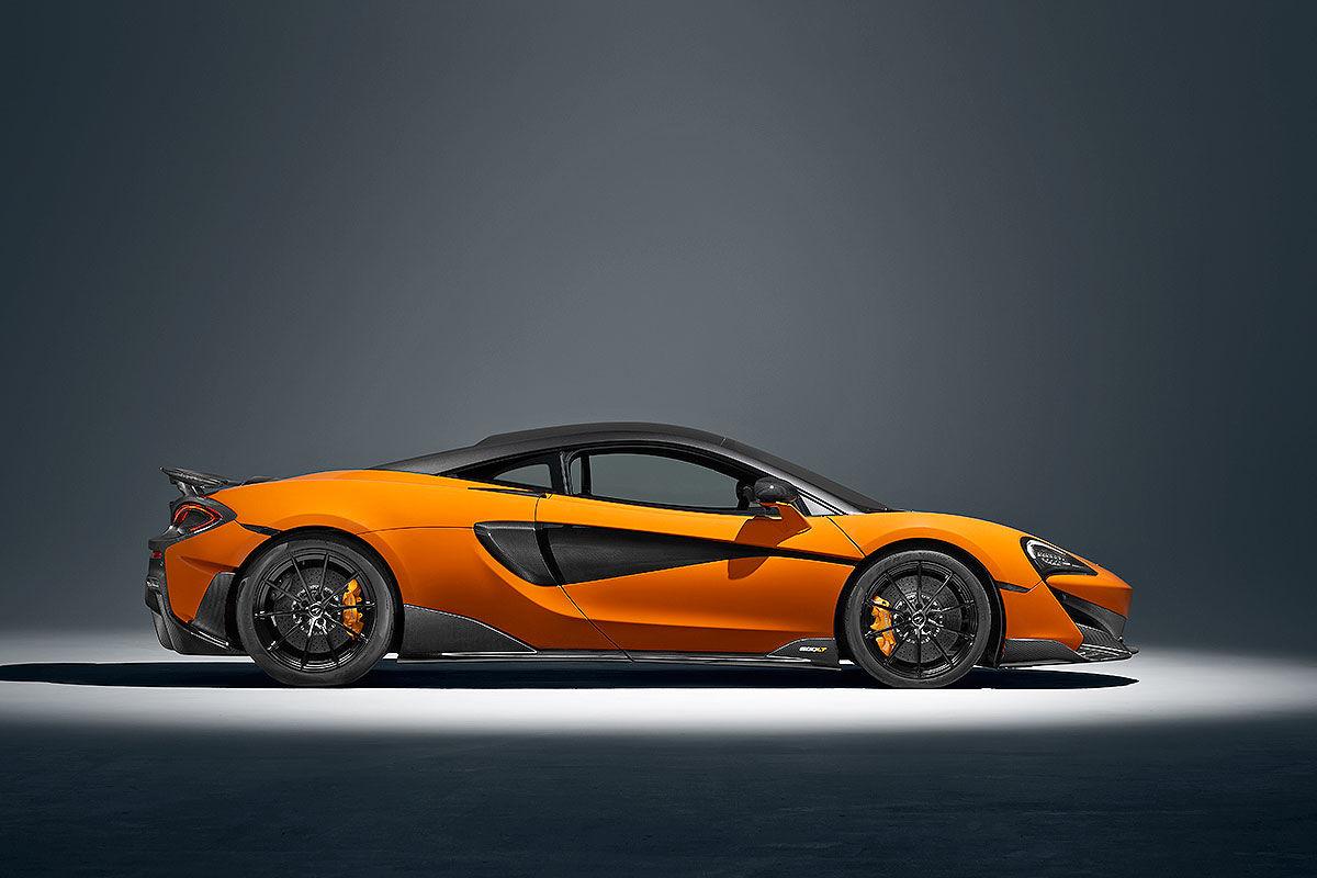 McLaren 600LT (2018): Preis, PS, Motor, technische Daten