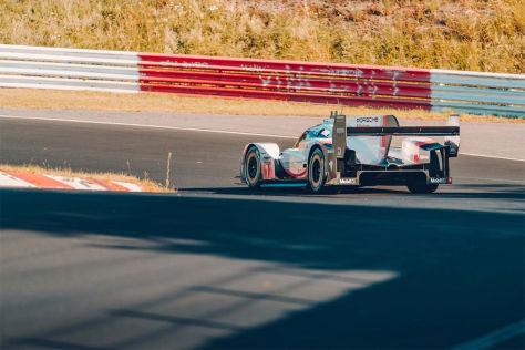 Porsche knackt Nordschleifen-Rekord