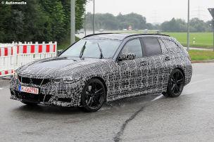 BMW 3er Touring gesichtet!