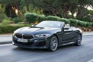 So fährt BMWs Zweitonnen-Cabrio