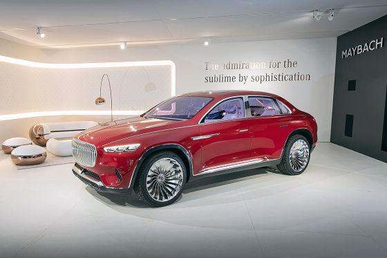 So sieht Mercedes in Zukunft aus!