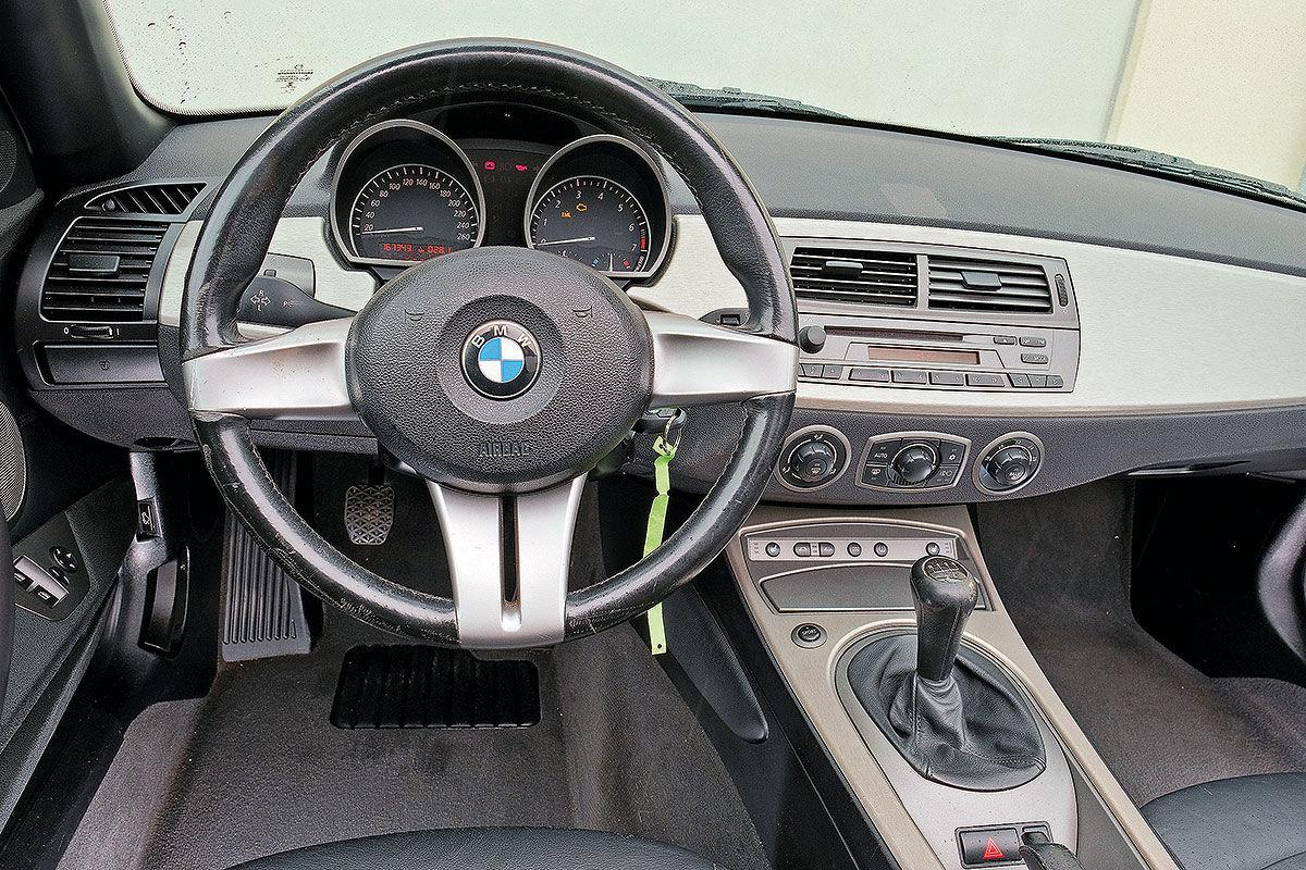 Gebrauchtwagen-Test BMW Z4