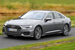 Audi A6: Test