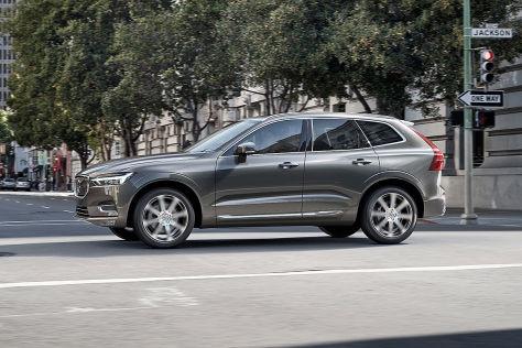 Volvo: Neue Mobilitätsmarke M