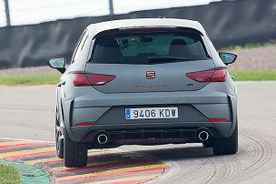 Seat Leon Cupra R: Test