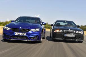 BMW M3 CS/BMW M3 CSL: Test