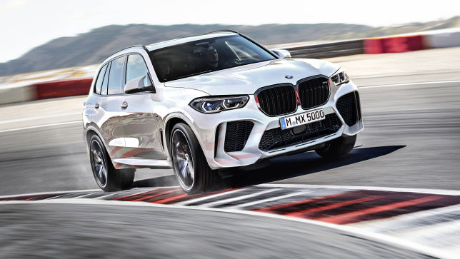 video: bmw x5 m (2019) - autobild.de