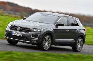 VW T-Roc 2.0 TSI: Test