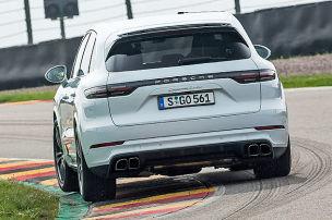 Schnellstes SUV am Sachsenring