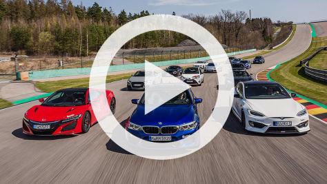 Video: Rekordtag am Sachsenring 2018