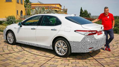Toyota Camry Hybrid (2019): Test, Preis
