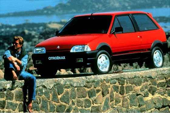 90er Jahre: Hot Hatches