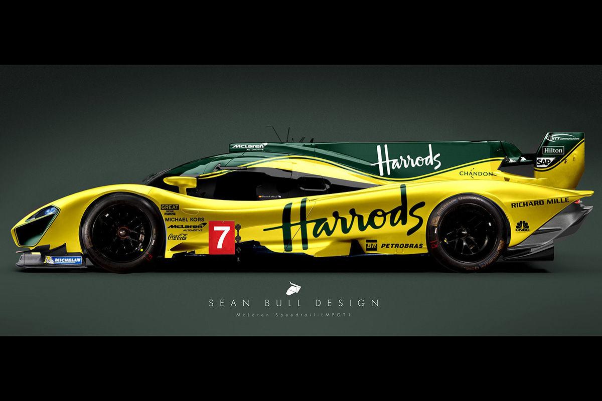 24h Le Mans: Hypercar-Designs