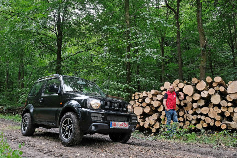 suzuki jimny gebrauchtwagen test. Black Bedroom Furniture Sets. Home Design Ideas