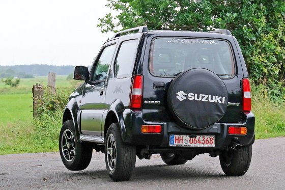 suzuki jimny gebrauchtwagen kaufen. Black Bedroom Furniture Sets. Home Design Ideas