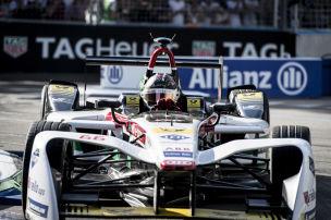 Formel E: Techeetah gegen Audi