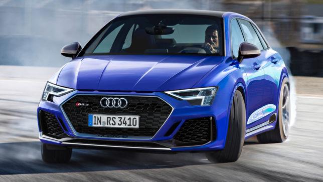 Video Audi Rs 3 2021 Autobild De