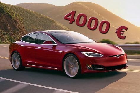 Umweltprämie für Elektro-Autos