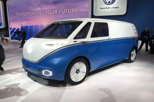I.D. Buzz Cargo & Co: Highlights der IAA