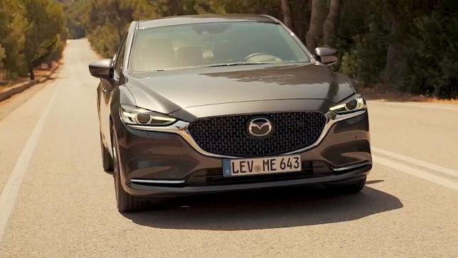 mazda6 facelift (2018): test, preis, vorstellung, motoren, kombi