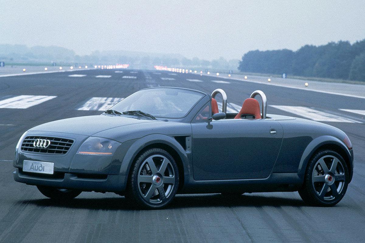 20 Jahre Audi TT: Die neun geilsten Modelle