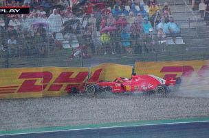 Vettel erklärt seinen Patzer