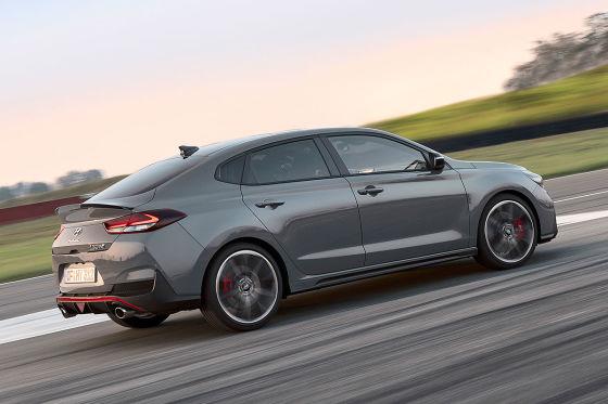 hyundai i30 fastback n (2019): test, preis und alle infos - autobild.de